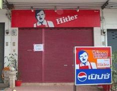 A comer en Hitler Fried Chicken