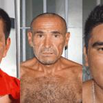 Bulmaro González Rosales, Juan Manuel Macías y Gabino Hernández.