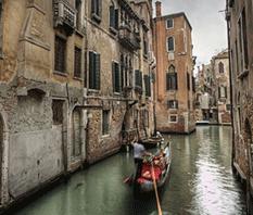 Venecia: asaltan lancha de valores