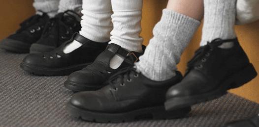 Llegarán a tiempo los zapatos para secundarianos