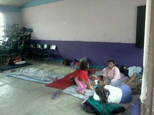 Ya están operando refugios temporales en Los Cabos