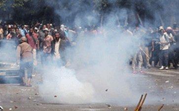 Continúa violencia en Egipto