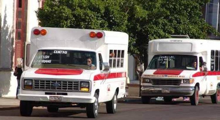 En La Paz no habrá aumento al transporte público
