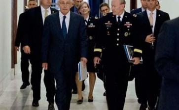 Aprueba Comité del Senado intervención en Siria