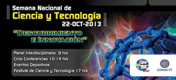 Semana Nacional de Ciencia y Tecnología
