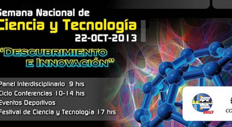 XX Semana Nacional de Ciencia y Tecnología