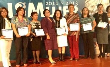 Reconocen el trabajo de mujeres destacadas