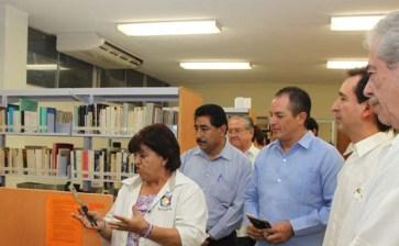 Inauguran instalaciones del Archivo Histórico Pablo L. Martínez