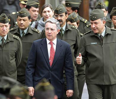 Lo ayudó la CIA en los golpes a las FARC