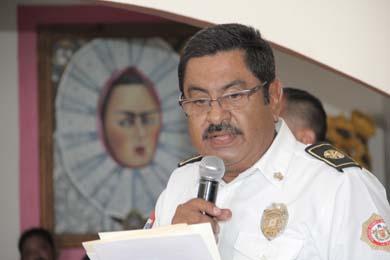 Estarán Bomberos de La Paz en guardia permanente