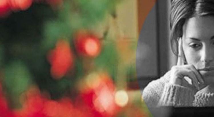 Cuidado con la depresión navideña