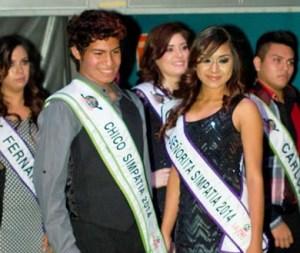 Crystal Ruíz y Fernando Morales,