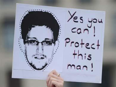 Pedirá Snowden asilo a Brasil