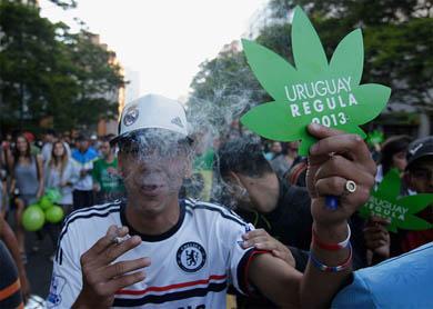 Marihuana abre nuevo camino para Uruguay