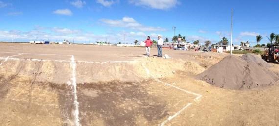 Estadio de Fútbol de Puerto San Carlos