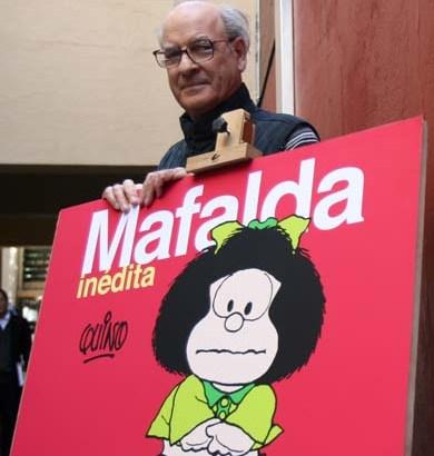 Mafalda ya es quincuagenaria