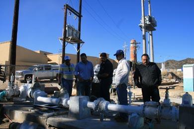 Se eliminarán los derrames de aguas residuales en CSL