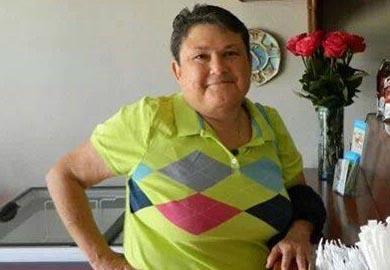 Preocupados los ribereños por Elida Josefa Castro