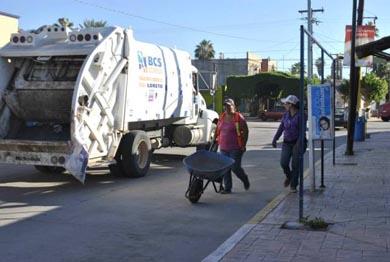 Es Loreto la ciudad más limpia de BCS