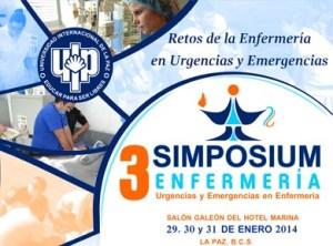 Todo está listo para el Tercer Simposium de Enfermería de la Universidad Internacional de La Paz