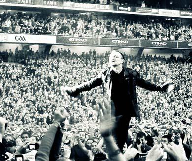 U2 estrenará su sencillo Invisible
