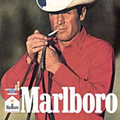 Murió el vaquero de Marlboro