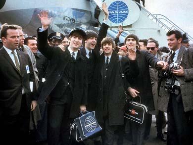 Los Beatles en la Ciudadela