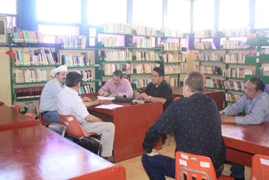 Rehabilitarán bibliotecas municipales