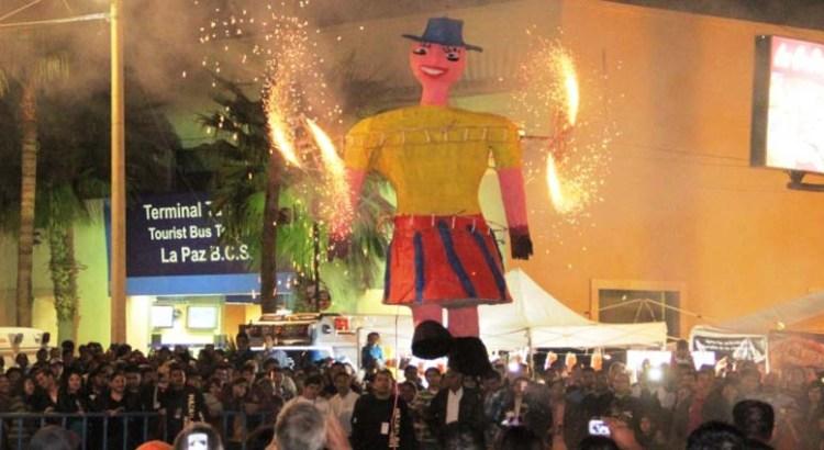Este viernes, coronación de la Reina del Carnaval La Paz