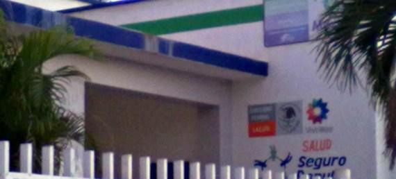 """nuevo Centro de Salud de la colonia """"El Calandrio"""""""