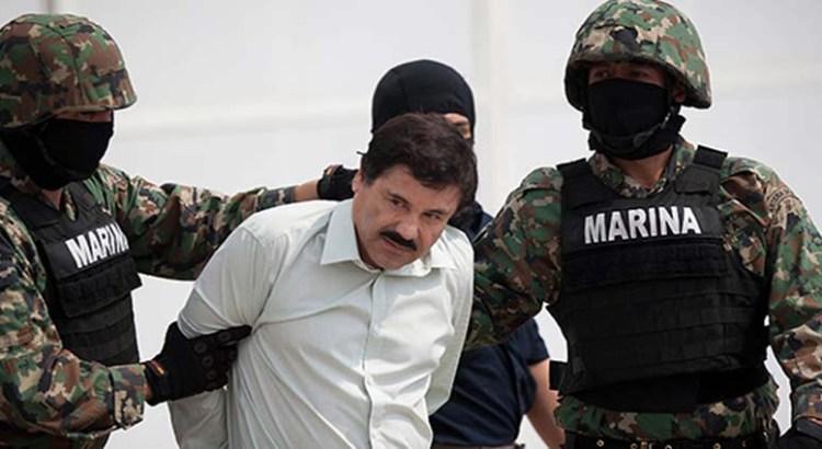 Presentan al Chapo