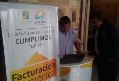 Implementa Ayuntamiento la facturación electrónica