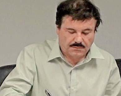 """El Chapo """"es sensible e idealista"""""""