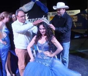 VEPESA corona a Fernanda I