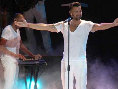 Ricky Martin contra la discriminación