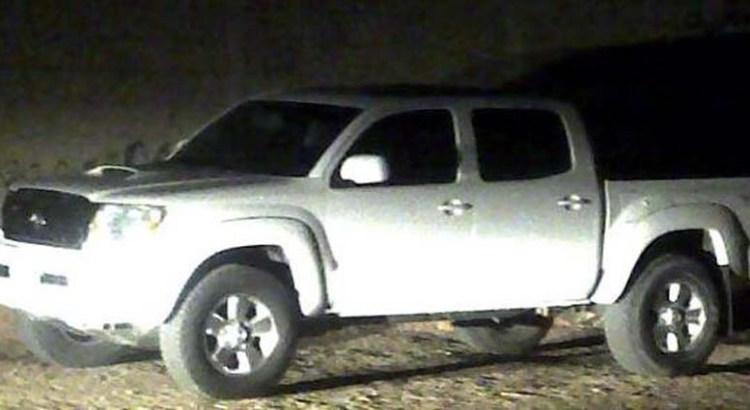 Localizan el vehículo de los asesinos de Salgado Burgoin