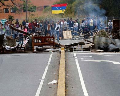 Se recrudece la violencia en Venezuela