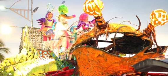 Carnaval La Paz 2014