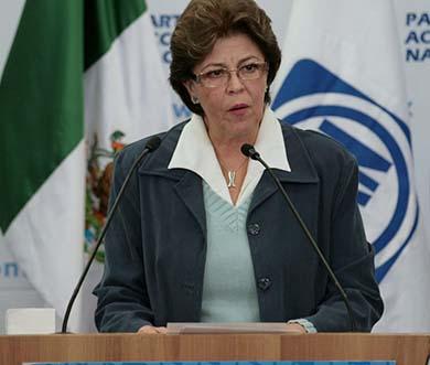 Cecilia Romero, nueva dirigente del PAN