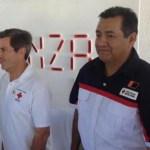 banderazo de inicio de la colecta 2014 de la Cruz Roja