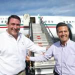 Barroso y Peña Nieto
