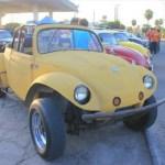 exhibición de autos Volkswagen