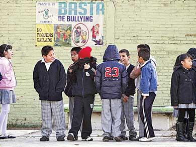 Se suma CROC a la estrategia nacional contra del bullying