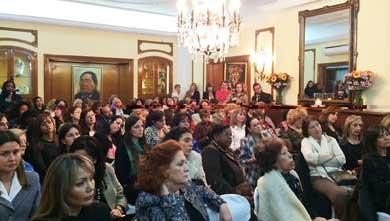 Organiza Embajada de México en Argentina conferencia sobre Violencia de Género