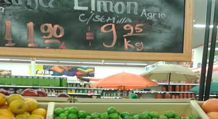 A merced del clima el precio de los productos