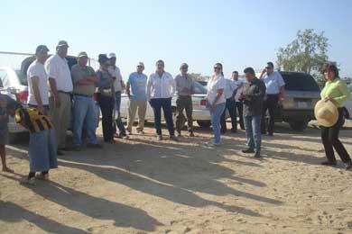 CONAGUA Y OOMSAPASLC inician operativos de saneamiento