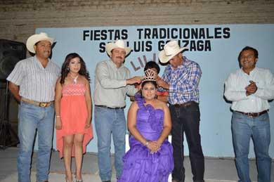 Inauguran fiestas de San Luis Gonzaga