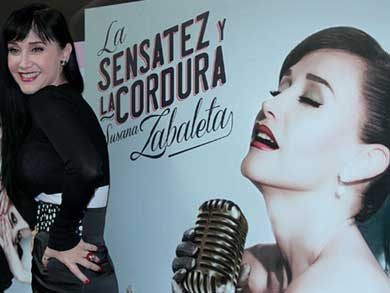 Zabaleta interpretará a 'Morticia'
