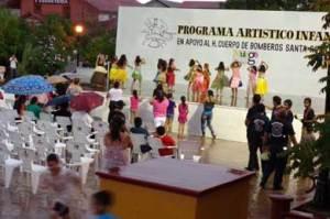 Cuerpo de Bomberos de Santa Rosalía