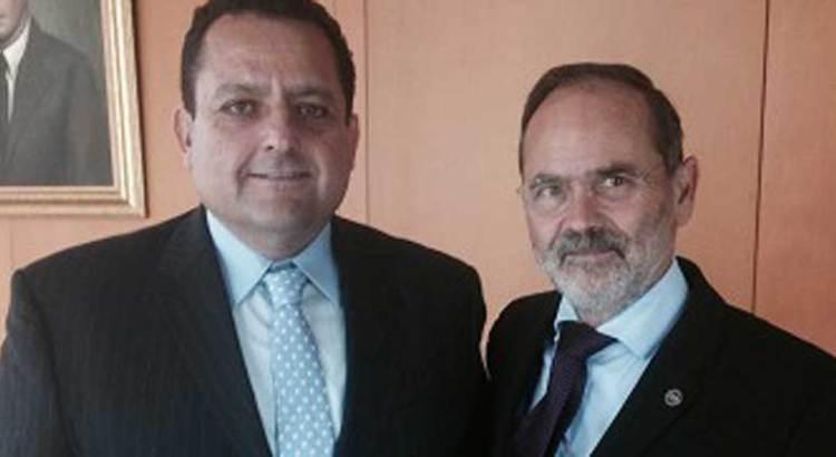 Se reunió Mendoza Davis con Gustavo Madero